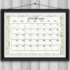 Floral 2020 Calendar 2.1