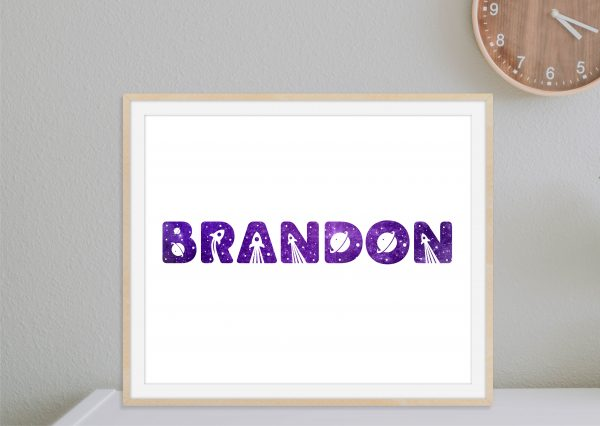Personalized Name Design Add Your Name 4a