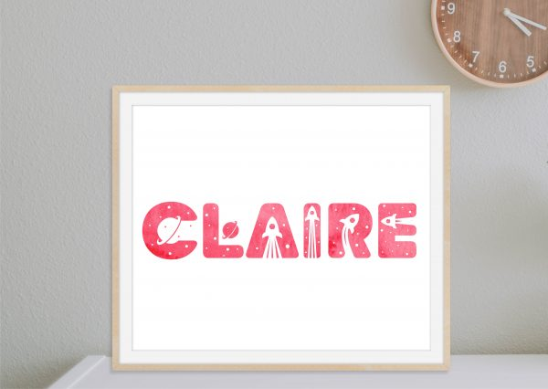 Personalized Name Design Add Your Name 4b