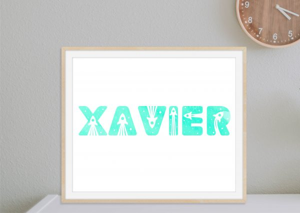 Personalized Name Design Add Your Name 4c