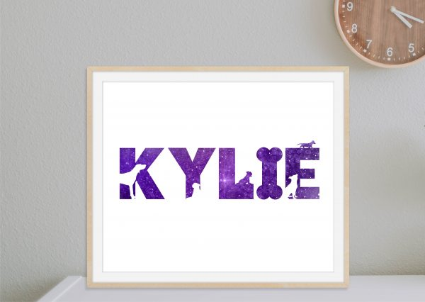 Personalized Name Design Add Your Name 6c
