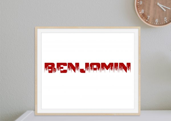 Personalized Name Design Add Your Name 7b